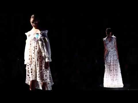 Tsumori Chisato | Spring Summer 2016 Full Fashion Show | Exclusive - YouTube
