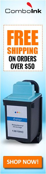 ComboInk is proud to offer customers and affiliate partners high quality ink, toner cartridges, and printer accessories with deep discounts. (affiliate link)