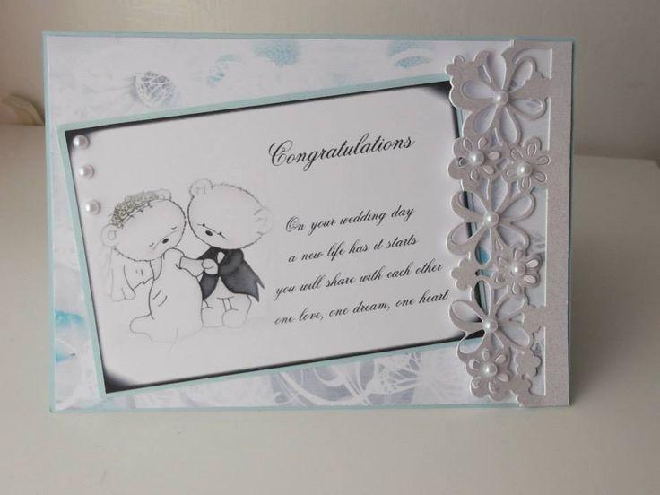 One of my cute Wedding Cards