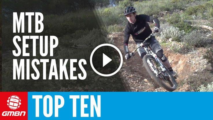 Video: Top 10 MTB Setup Mistakes – And How To Avoid Them! | Singletracks Mountain Bike News
