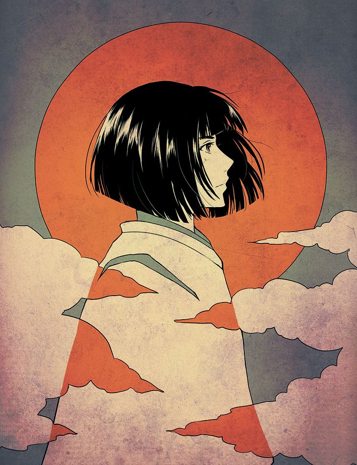 "Haku by baka-ouji.deviantart.com on @deviantART - From Miyazaki's ""Spirited Away""."
