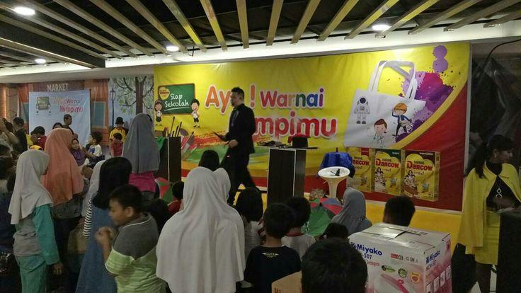 Mister Gandhi Magic Show at DMall Depok   Pastikan Event Anda di Hibur dengan Sulap   www.gandhimagician.com