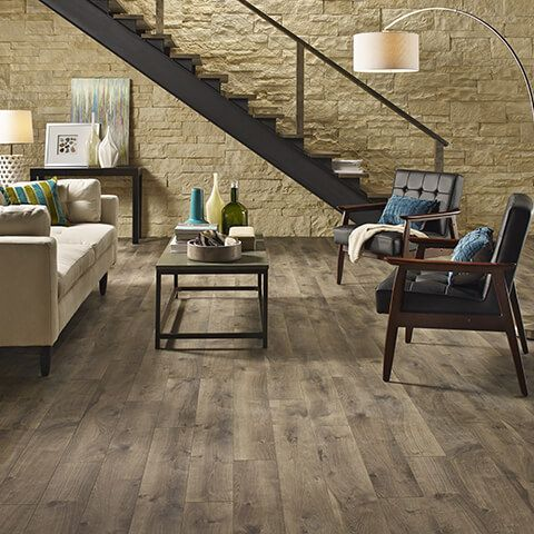 PERGO XP® Southern Grey Oak | PERGO - just bought this for the future nursery... can't wait to match it with greige walls and white trim!