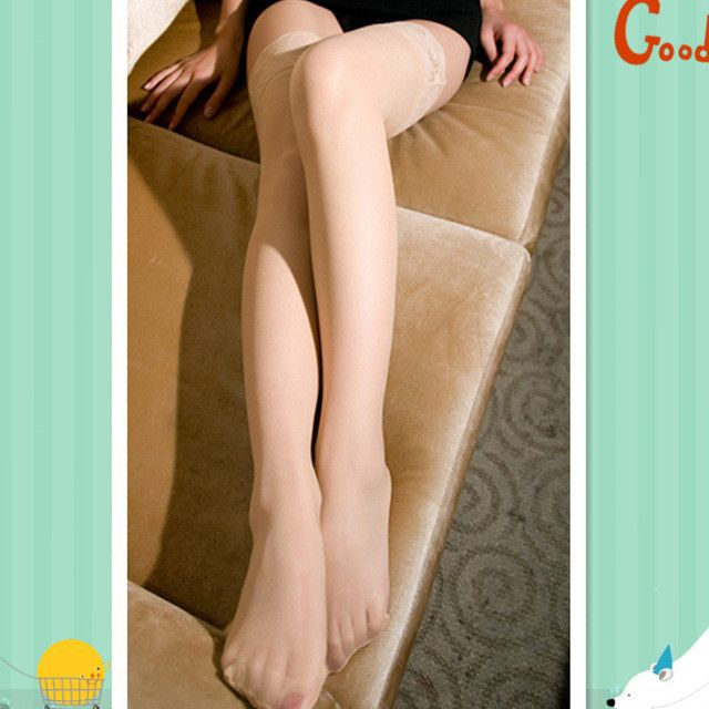 free shipping Sexy Women Fashion Ultrathin Lace Top Sheer Thigh High Silk Stockings Long welly fish net stockings sexy A506