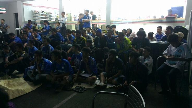 Nobar 2 CISC Jakarta