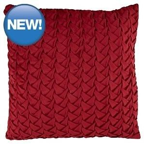 Plaited cushion