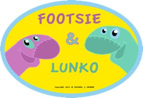 Footsie & Lunko-  Children's Books written by Mike Kruger that raise funds for the families of wounded warriors through the Fisher House Foundation. #ad