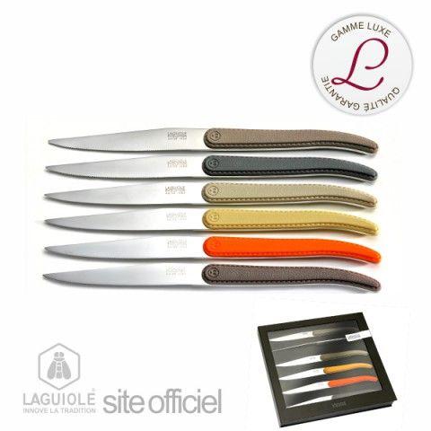 Art de la table : Les nouveaux produits Laguiole | Couteaux Laguiole, tout sur la coutellerie Laguiole