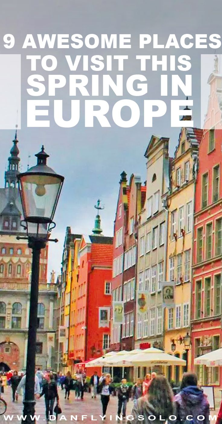 Gdansk, Poland - 9 Awesome places to visit off season free of crowds