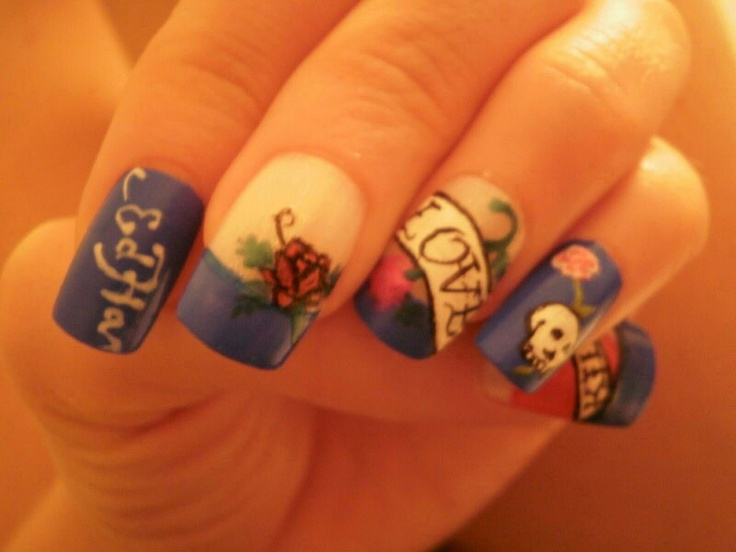 26 best Pipe images on Pinterest | Cute nails, Pretty nails and ...