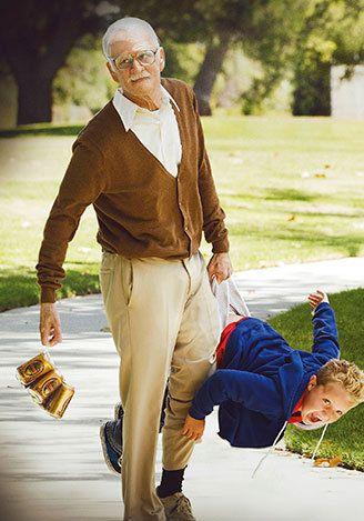 Bad Grandpa : Tonton Lagi Aksi Kocak Si Kakek Super Lucu Ini!