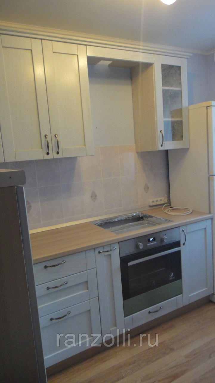 Угловой кухонный гарнитур для кухни 8 кв.м (121 серия), цена, купить в Челябинске — Tiu.ru (ID#61016578)