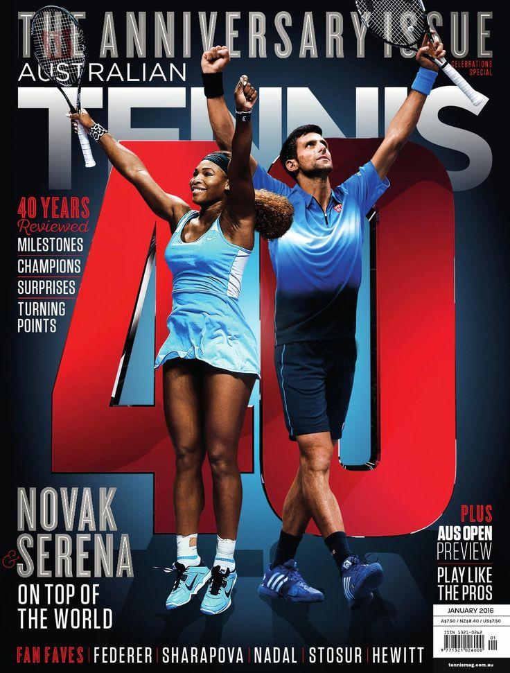 #ClippedOnIssuu from Australian Tennis Magazine - January 2016