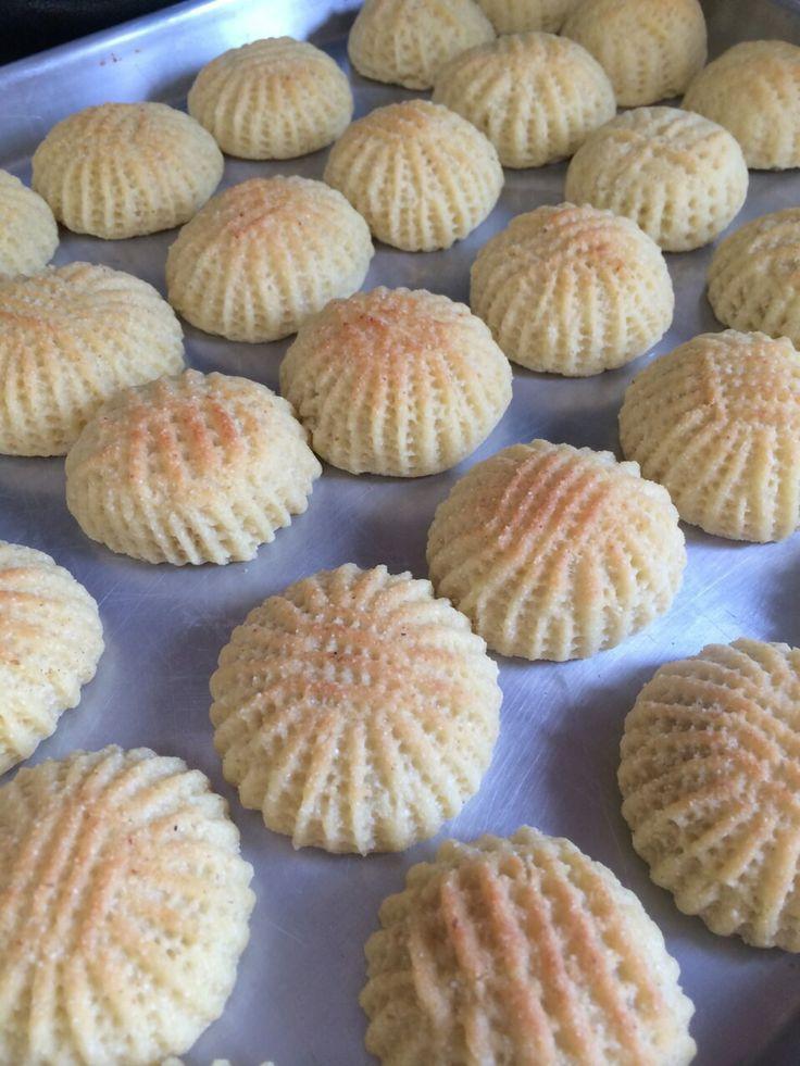 Ma'moul. Arabic Easter Cookies.