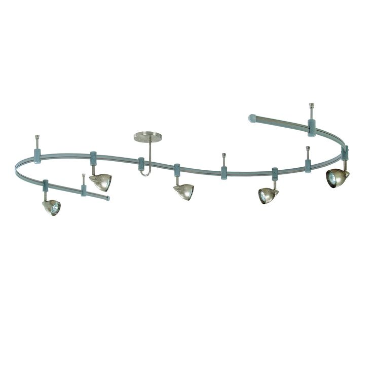 Track Lighting Fixtures Ideas - http://www.assban.com/track-lighting-fixtures-ideas/ : #LightFixtures A track lighting fixtures system consists of a number of lights connected to a metal guide rails or tracks. Tracks can be straight or curved and may extend from several feet to the length of a room or a hall. A variety of lighting units, which are typically adjustable, can be installed on the...