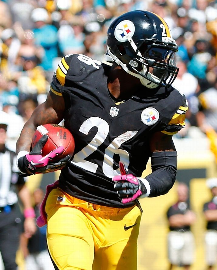 Le'Veon Bell, Pittsburgh Steelers and my fantasy mvp