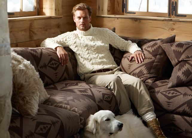 Ralph Lauren Home - Alpine Lodge Collection