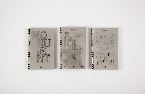 Galerie / 9 projets réinventant le livre et ses usages / étapes: design & culture visuelle Laura Jouan