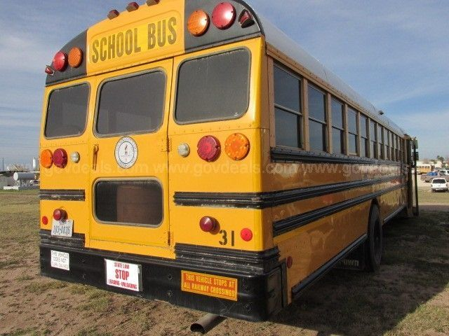 1998 International 3800 School Bus - Buses & Vans - San Benito - Texas - announcement-91477