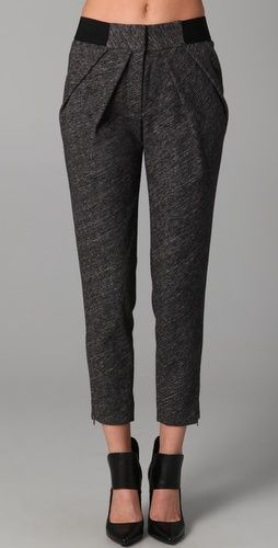 jersey pants / yigal azrouel