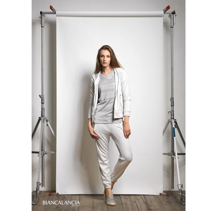 Total light grey  #Biancalancia