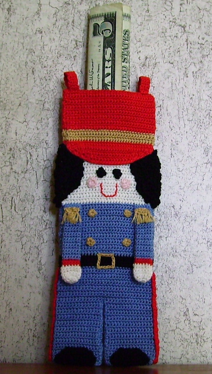 Knitting Patterns Toy Soldiers : 17 mejores imagenes sobre Crochet - Nutcracker And Other ...