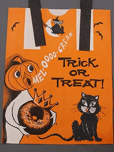 images about Vintage Halloween Treat & Candy Bags on Pinterest | Treat ... Vintage Trick Or Treaters