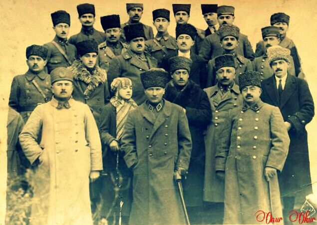 Gazi Mustafa Kemal Paşa, Latife Hanım, Kazım Karabekir