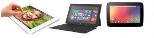 Microsoft Surface Pro Vs. Apple iPad 4 VS. Google Nexus 10: Will The Windows 8 Tablet Be A Game-Changer?