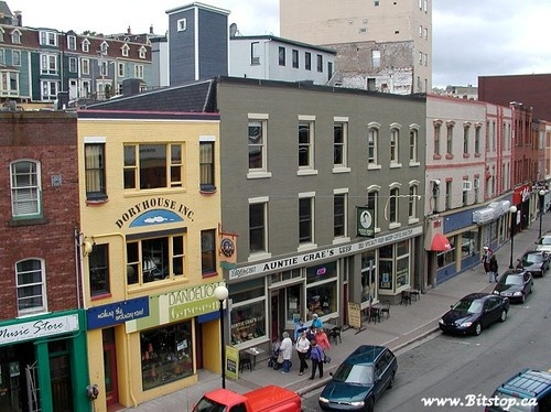 Water Street, St. John's, NL