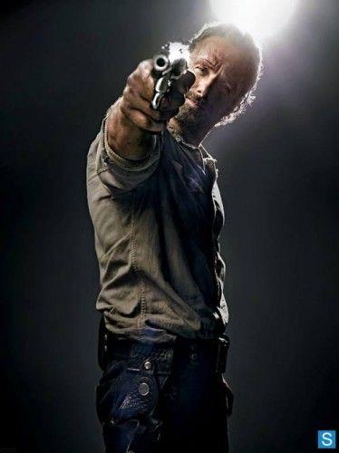 The Walking Dead - Saison 4 -Grimes
