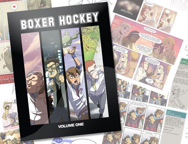Boxer Hockey Volume One