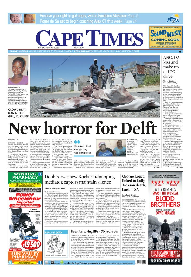 News making headlines: New horror for Delft community