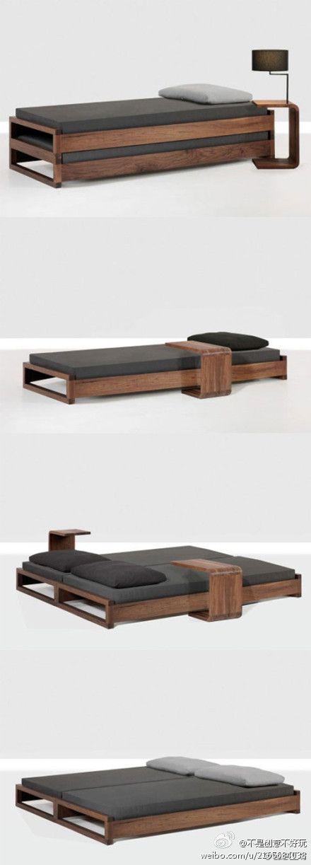 Sofa Cama con diseño, un elemento muy funcional. http://www.dekoring.com/muebles/339-sofa-cama