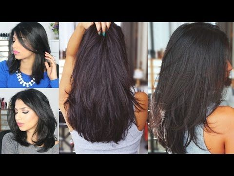 How to Grow Hair Fast (Indian Hair Growth Secrets) * Get Naturally Long Hair || superwowstyle - YouTube
