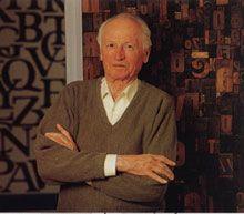 Hermann Zapf - Linotype Font Designer Gallery