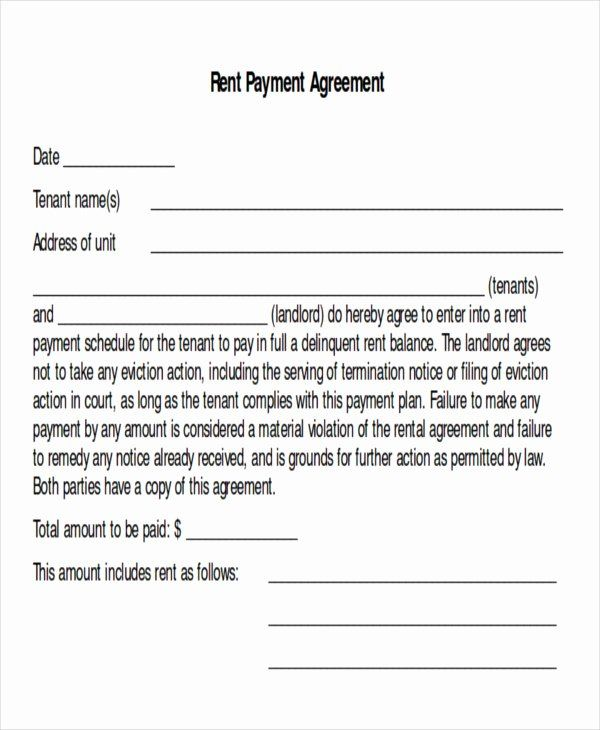 Payment Plan Agreement Template Unique Sample Payment Plan Agreement 10 Examples In Word Pdf Payment Plan Template Agreement Letter Business Plan Template Free