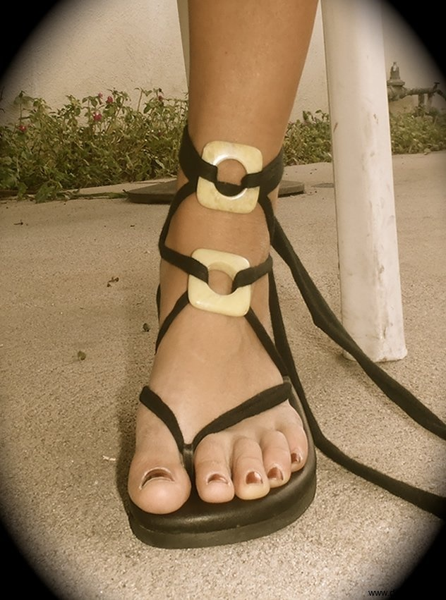sandals sandals sandals $40.00. Millions of designs with just one pair of  these interchangeable sandals