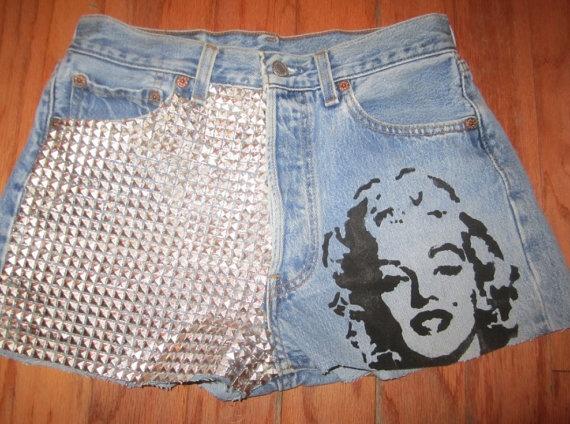 Marilyn Monroe Shorts