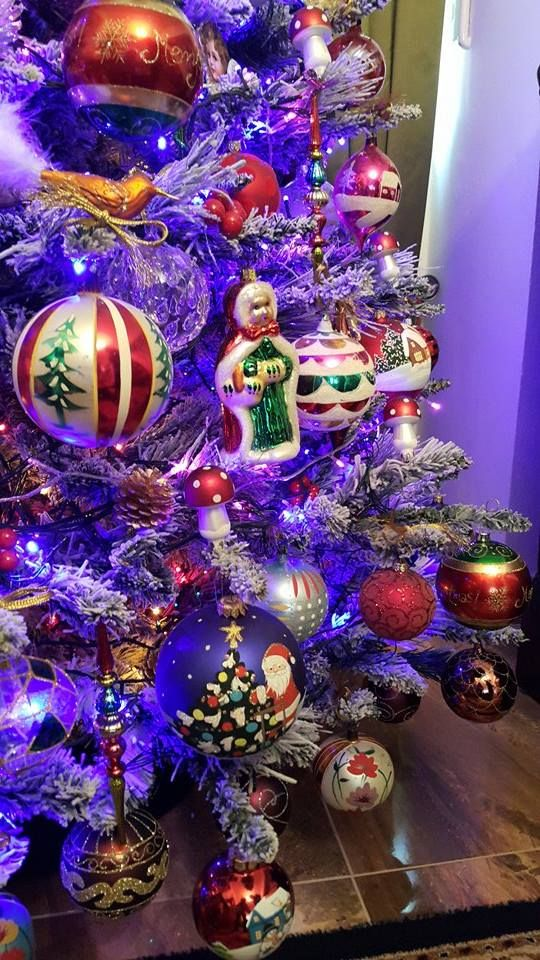 my glass ornaments