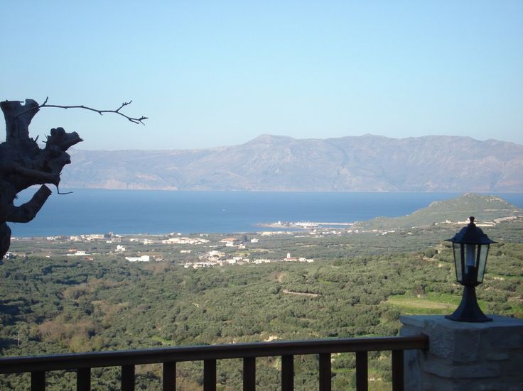 Cozy traditional Panorama villa with a wonderful sea view, Kissamos | Cretico