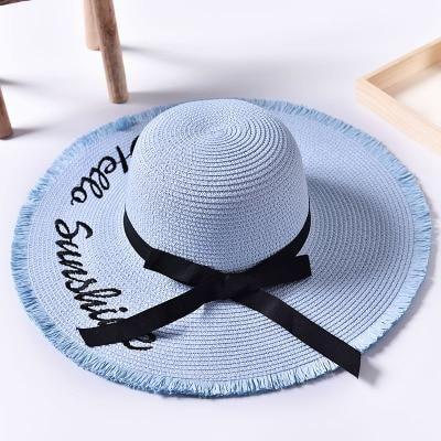 Hello Sunshine Hat | Bambushi – Ladies- Accessories