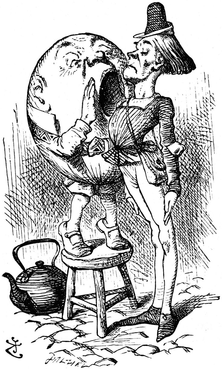 John Tenniel - Alice in Wonderland