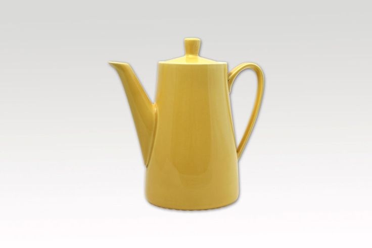 A personal favourite from my Etsy shop https://www.etsy.com/ie/listing/235476528/french-vintage-yellow-coffee-pot-1960s
