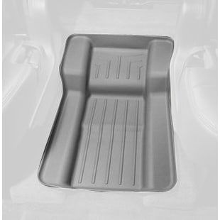 WeatherTech Custom Fit Rear FloorLiner for Chevrolet Tahoe, - grey