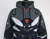 OTAKool: get your nerdy look! KAWORU inspired hoodie