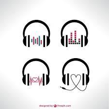 Resultado de imagen para auricular vector