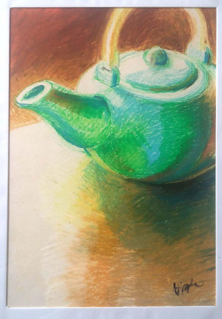 Teáskanna (tea kettle)