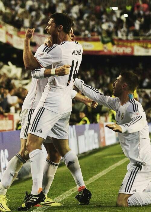 Real glory, real pain, real passion! Real Madrid! #hallamadrid