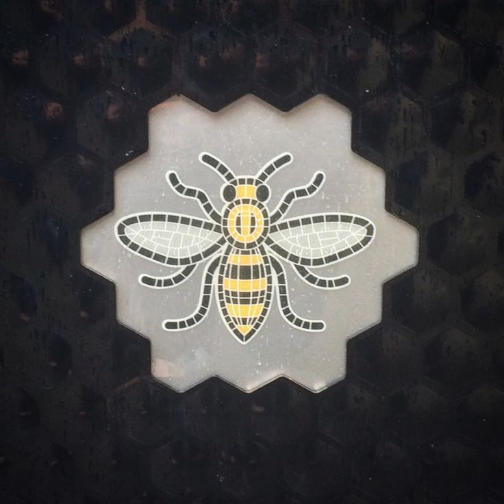 51 best manchester bee images on pinterest bees bee tattoo and bumble bees. Black Bedroom Furniture Sets. Home Design Ideas